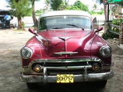 Cuba - carro antiguo