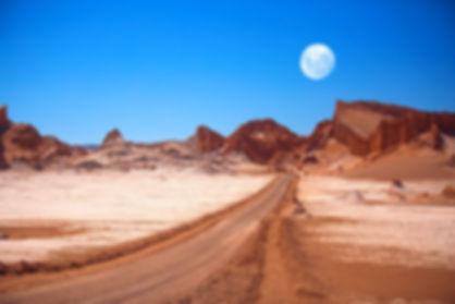 valle luna y marte