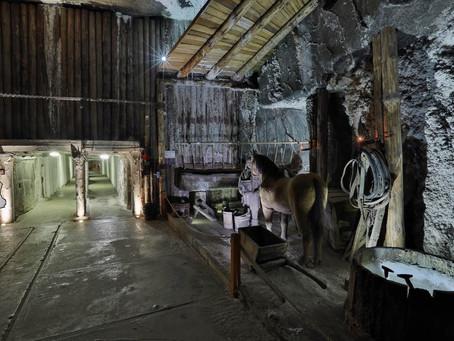POLONIA - La miniera di sale di Wieliczka