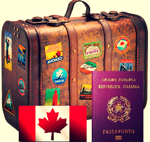 INGRESSO in CANADA - NUOVE NORME