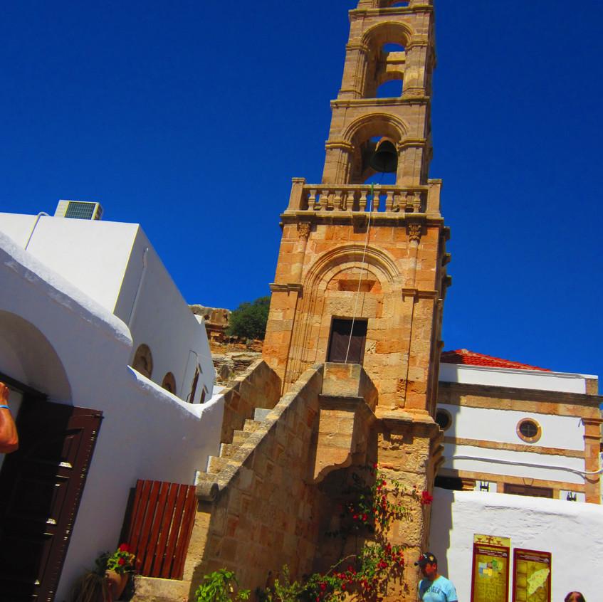Lindos Chiesa di Panagia