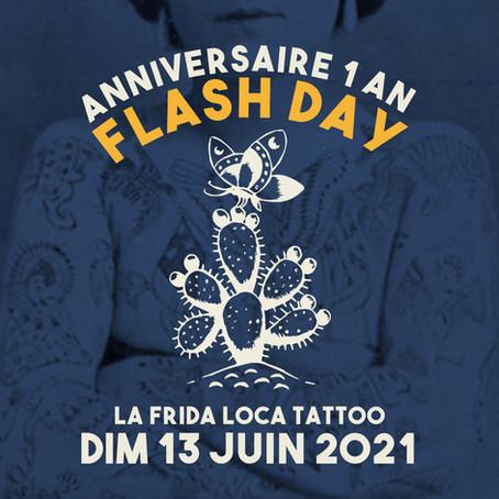 Big Flashday