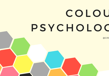 Using Colour Psychology for Online Marketing