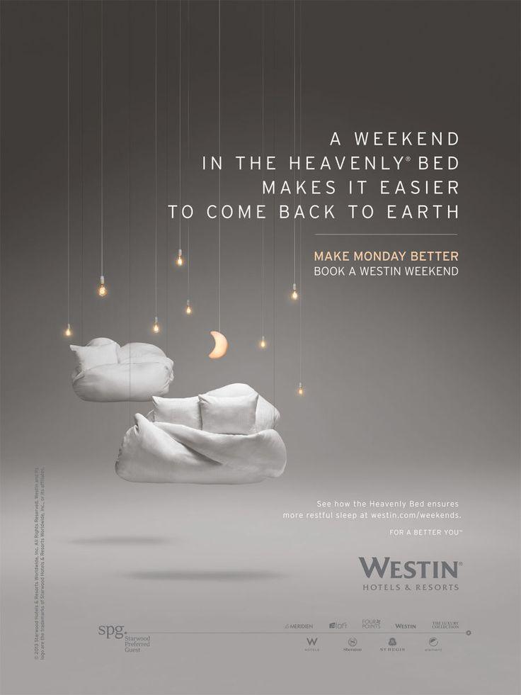Westin Hotels & Resorts Advert