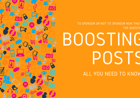 Sponsored posts: To sponsor or not to sponsor, now that is the question!