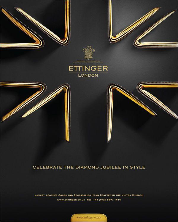 Ettinger London Jubilee Advert