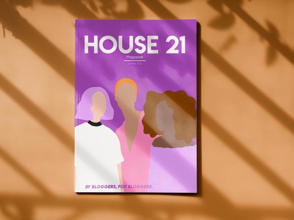 HOUSE 21 MAGAZINE