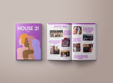 Case Study: House 21 Magazine