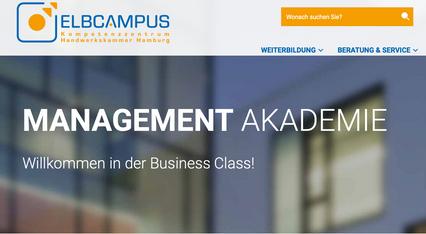 Elbcampus Management Akademie