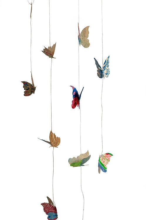Móvil mariposa Nicudemos