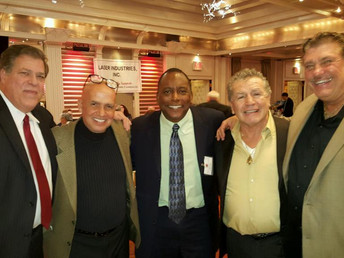 LEOSU-DC Welcomes Former NY Yankee Legend Billy Sample and Former Middleweight Boxing Champion Vito