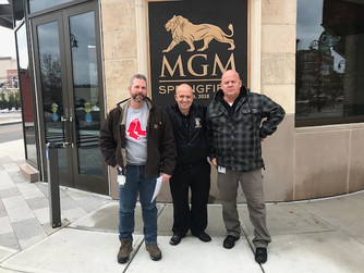 MGM Springfield Casino Security Officers Set to Vote on Tuesday November 27th Fighting Back MGM'