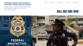 Federal Protective Service Officers Association FPSOA Joins United Federation LEOS-PBA