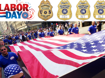 LEOSU-DC Fighting Everyday to Protect Our Members Rights - Happy Labor Day 2016