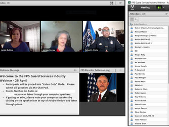 Soraya Correa Chief Procurement Officer and Senior Procurement Executive U.S. DHS Holds a Very Infor