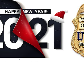 Happy New Year 2021 to All Our Members & Your Families