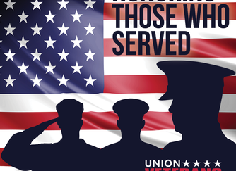 Honoring Those Who Served - Veterans Day