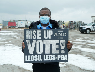 261 Denver International Airport Security Officers Vote In Favor of Joining LEOSU-CA