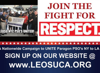 RESPECT For Paragon PSO's is Now Going Nationwide as 400 Los Angeles Protective Security Officer