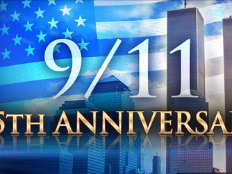 15th Anniversary of 9/11 We Shall Never Forget as Our Members & Security Professionals Nationwid