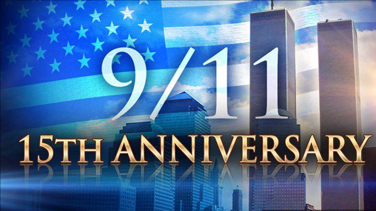 9/11 Attacks September 11th - 15th Anniversary, Terrorist Attack, World Trade Center New York City