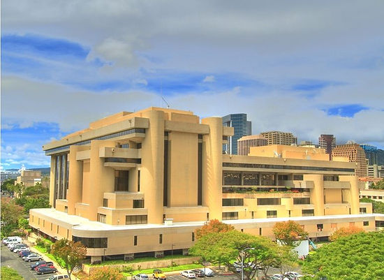 Prince Kuhio Federal Office Building in