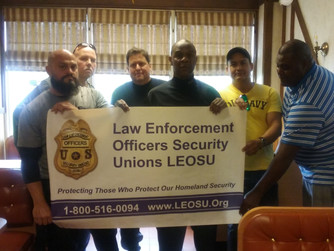 Double Victory As LEOSU Beats the Security Police Fire International Union at Trinity College and Wo