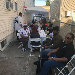 LEOSU / Paragon Systems Inc NYC PSO Cookout