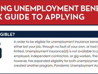 Information on Filing Unemployment Compensation - Pandemic Unemployment Assistance (PUA) - Federal P