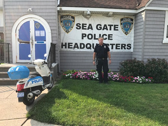 The Passing of Seagate Police Officer Christopher Miller