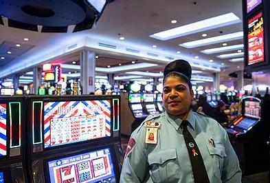 UNITED-FEDERATION-LEOS-PBA Casino Securi