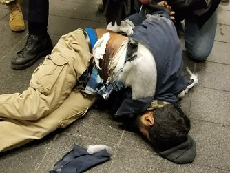 Video Captures Terror Suspect Akayed Ullah Setting Off Pipe Bomb in NYC Bus Terminal