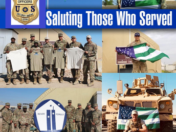 LEOSU-DC Salutes Those Who Served Happy Veterans Day