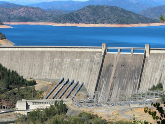 The Armed Security Officers Working For Chenega at the Shasta Dam in Northern California Vote LEOSU