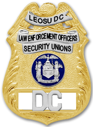 LEOSU DC Washington Security Union Law Enforcement Guard
