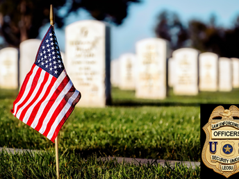 """""""Memorial Day isn't just about honoring veterans, its honoring those who lost their lives."""