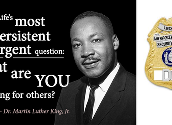 Celebrating & Honoring the Life of Dr. Martin Luther King, Jr.