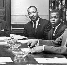 Civil rights legend Rep. John Lewis dies #RIPJohnLewis