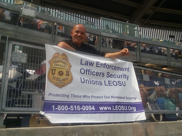 LEOSU Organizing Director Steve Maritas Yankee Stadium, NY Yankees, Security Guards Yankee Stadium, Yankee Stadium Security Guards, Security Guard Union for Yankee Stadium Security Guards, Securitas Security Guards, Bronx NY,
