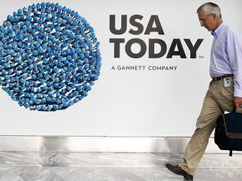 Admiral Security Officers Working at Gannett/USA Today Corporate Headquarters VOTE LEOSU-DC YES!