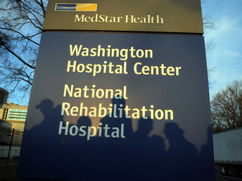 One day after our Victory at Medstar Washington Hospital Center the Special Police Officers working
