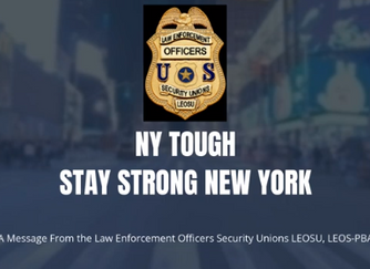 NY TOUGH - STAY STRONG NEW YORK