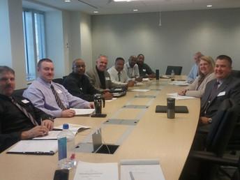 FDIC Officers in DC & VA Successfully Negotiates & Ratifies its First Omniplex CBA under LEO