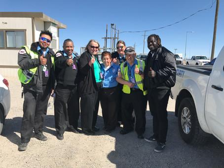 United Federation LEOS-PBA Defeats SEIU Local 105 @ Denver International Airport