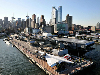 Intrepid Museum Security Officers in New York City Seek to Change Security Unions