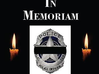 From Dallas to Michigan a Sad Week for Law Enforcement Officers Everywhere