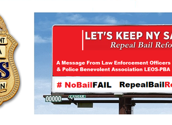LET'S KEEP NY SAFE Repeal Bail Reform