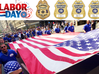 Happy Labor Day From The LEOSU-DC Family Union Strong & United
