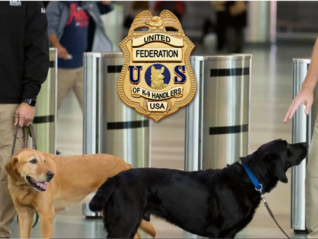 It's Official the United Federation of K9 Handlers have Merged with the United Federation LEOS-PBA