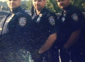 With a Heavy Heart we are Sadden to Report that Our Brother Paragon PSO Ariel Serrano From 290 Broad